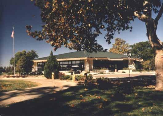 Carey Park Golf Clubhouse